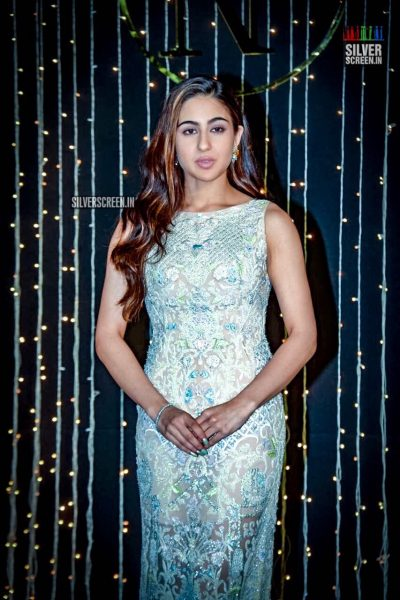 Sara Ali Khan At Priyanka Chopra And Nick Jonas Wedding Reception