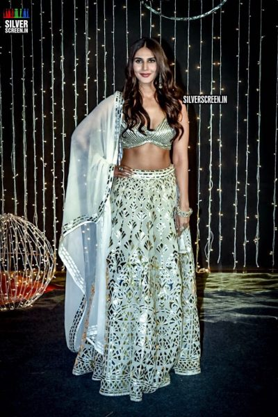 Vaani Kapoor At Priyanka Chopra And Nick Jonas Wedding Reception
