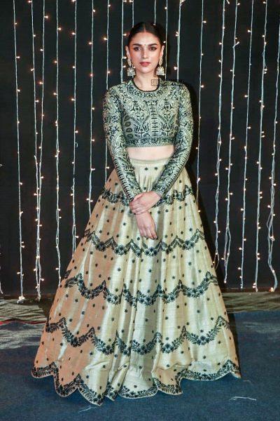 Aditi Rao Hydari At Priyanka Chopra And Nick Jonas Wedding Reception