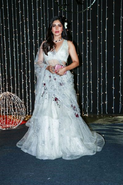 Bhumi Pednekar At Priyanka Chopra And Nick Jonas Wedding Reception