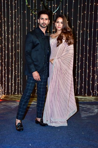 Shahid Kapoor At Priyanka Chopra And Nick Jonas Wedding Reception