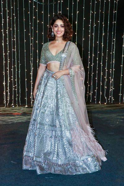 Yami Gautam At Priyanka Chopra And Nick Jonas Wedding Reception