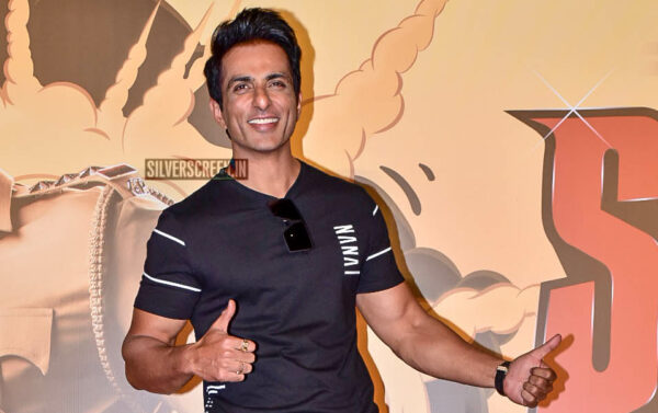 Sonu Sood At The 'Simmba' Trailer Launch