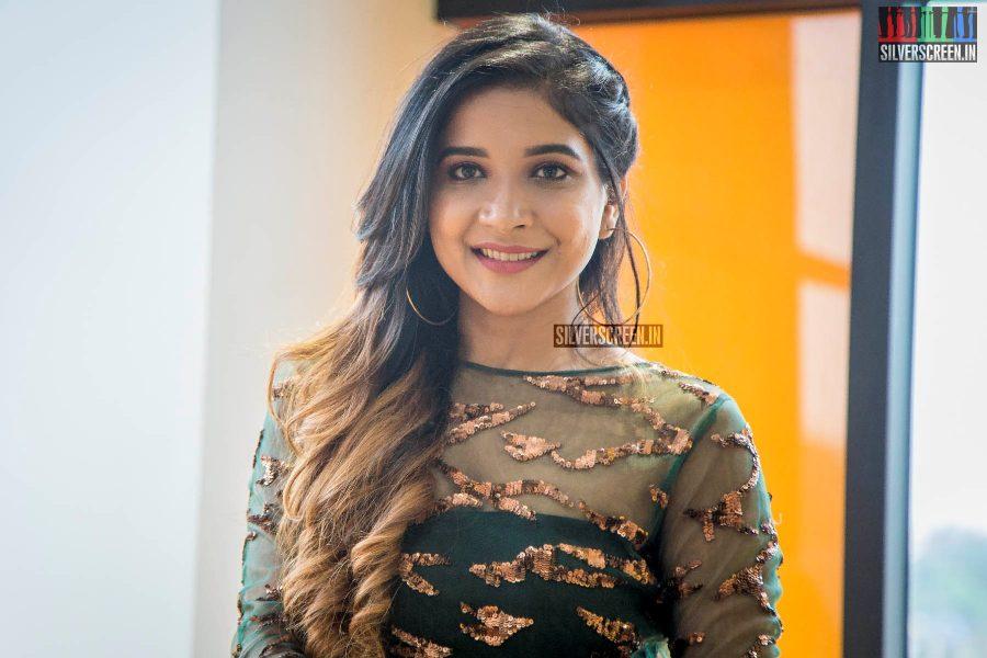 Sakshi Agarwal At The Inauguration Of Home Furniture Showroom In Chennai