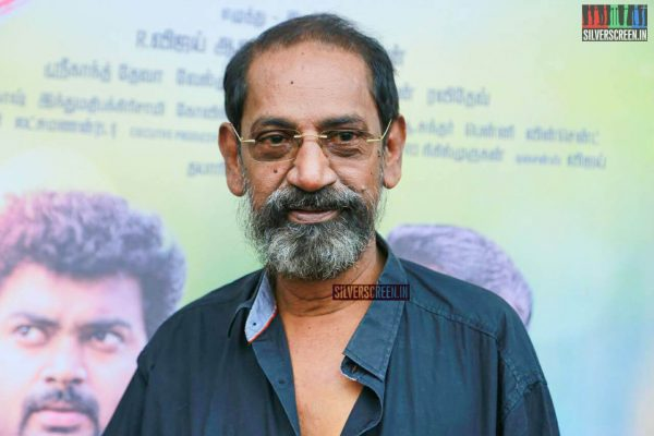 SP Janananthan At The Thavam Audio Launch