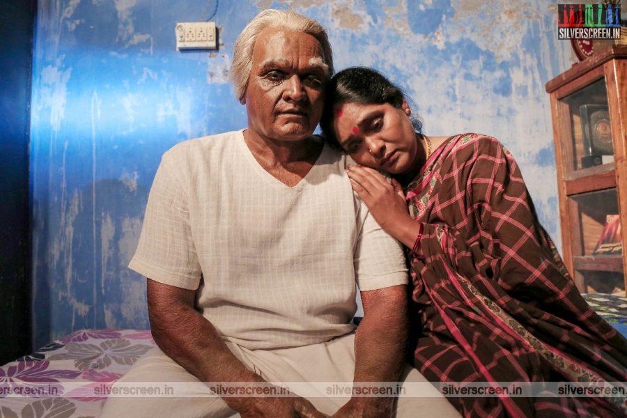 Seethakaathi Movie Stills Starring Vijay Sethupathi, Archana