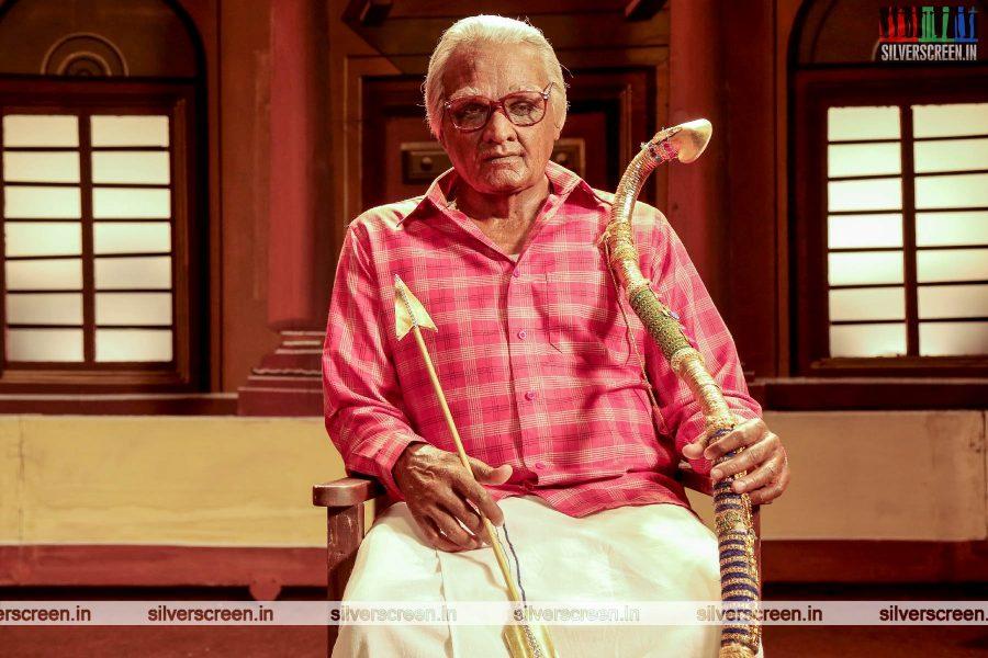 Seethakaathi Movie Stills Starring Vijay Sethupathi