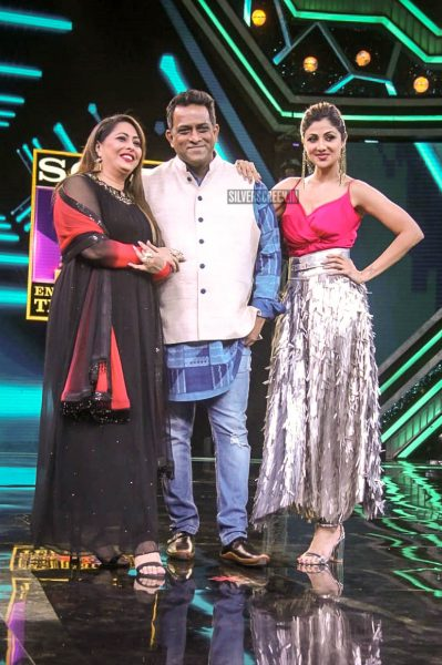 Shilpa Shetty At The Launch Of 'Super Dancer 3'