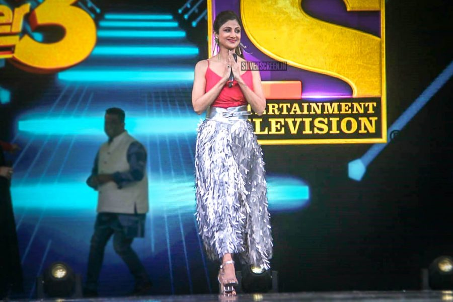Shilpa Shetty At The Launch Of 'Super Dancer 3'