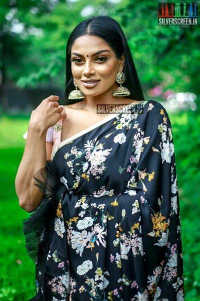 Chandrika Ravi At The 'Un Kadhal Irunthal' Audio Launch