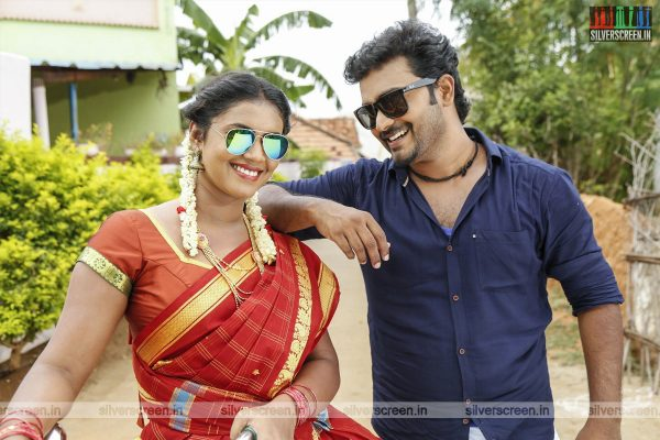 Thavam Movie Stills Starring Vasi Asif, Pooja Shree