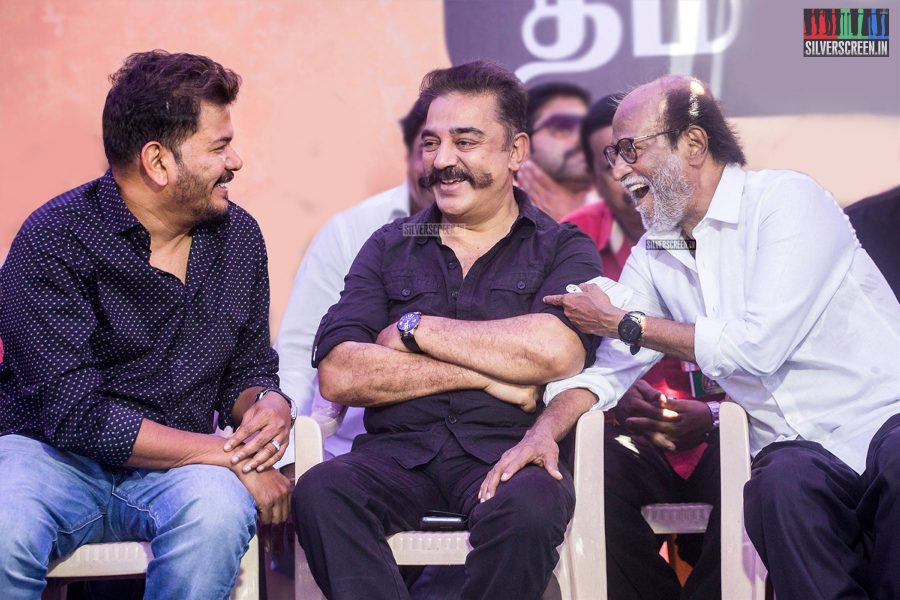 The rulers of the 90s Tamil screen – in one frame.