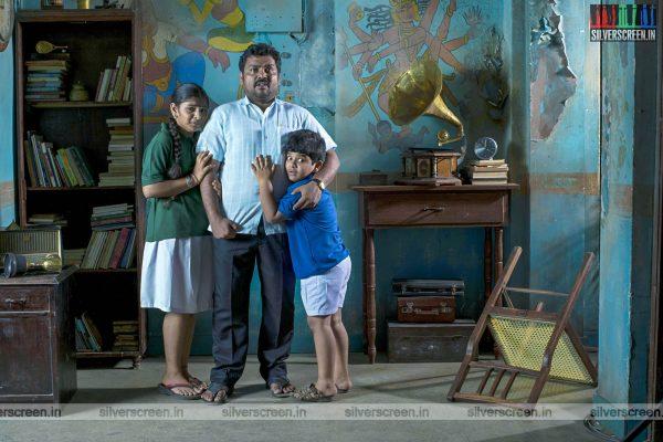 Vella Raja Web Series Stills Starring Kaali Venkat