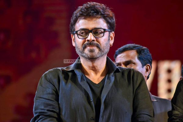 Venkatesh At The 'F2-Fun And Frustration' Audio Launch