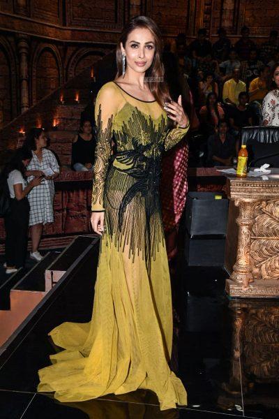 Malaika Arora Promotes 'Uri' On The Sets Of India's Got Talent