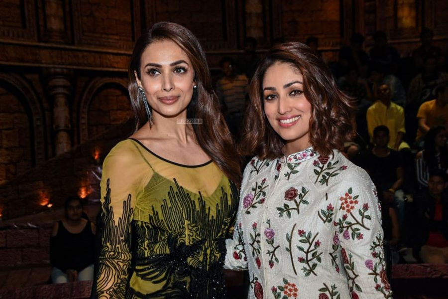Malaika Arora, Yami Gautam Promote 'Uri' On The Sets Of India's Got Talent
