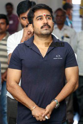 Vijay Antony At The 'Jwala' Movie Launch
