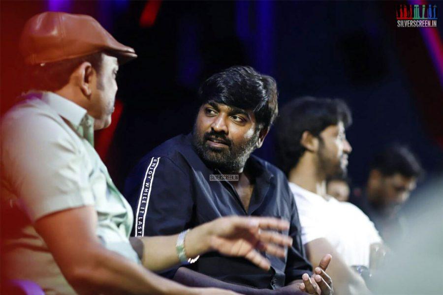 Vijay Sethupathi At Director Cheran's 'Thirumanam' Movie Launch