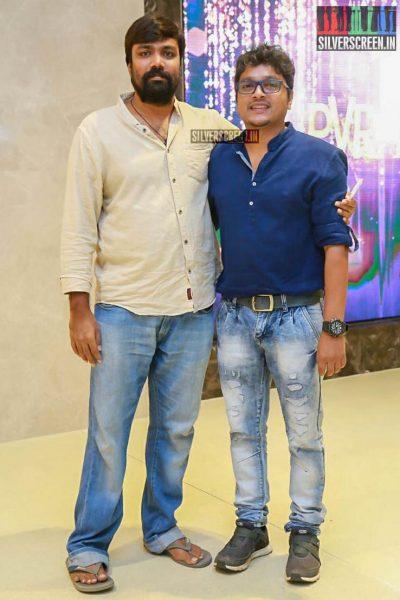 Balaji Tharaneetharan At The Seethakaathi Press Meet In Chennai