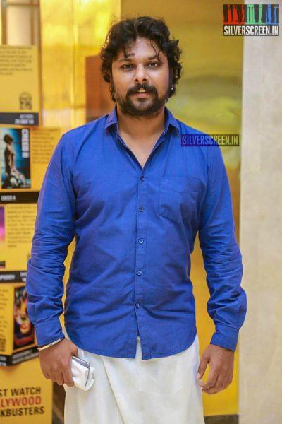 Seethakaathi Press Meet Photos