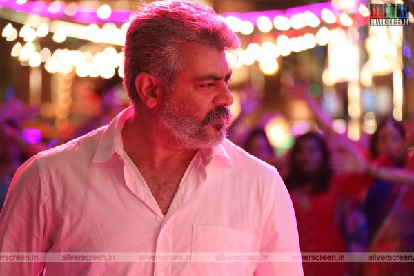 Viswasam Movie Stills Starring Ajith Kumar