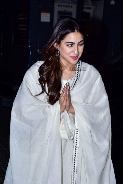 Sara Ali Khan At The 'Kedarnath' Movie Premiere