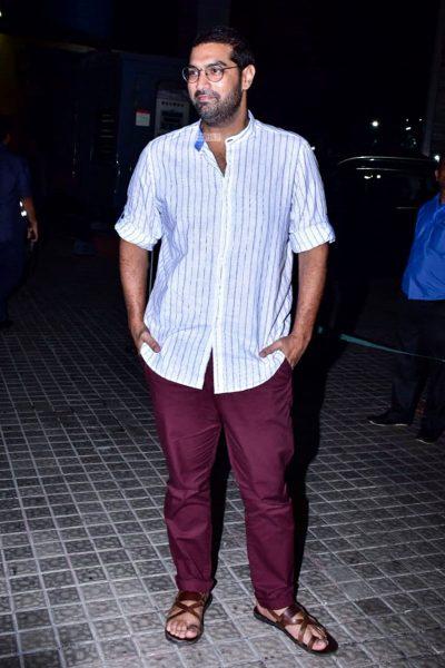 'Kedarnath' Movie Premiere Photos