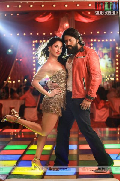 Yash Movie Stills Starring Yash, Srinidhi Shetty