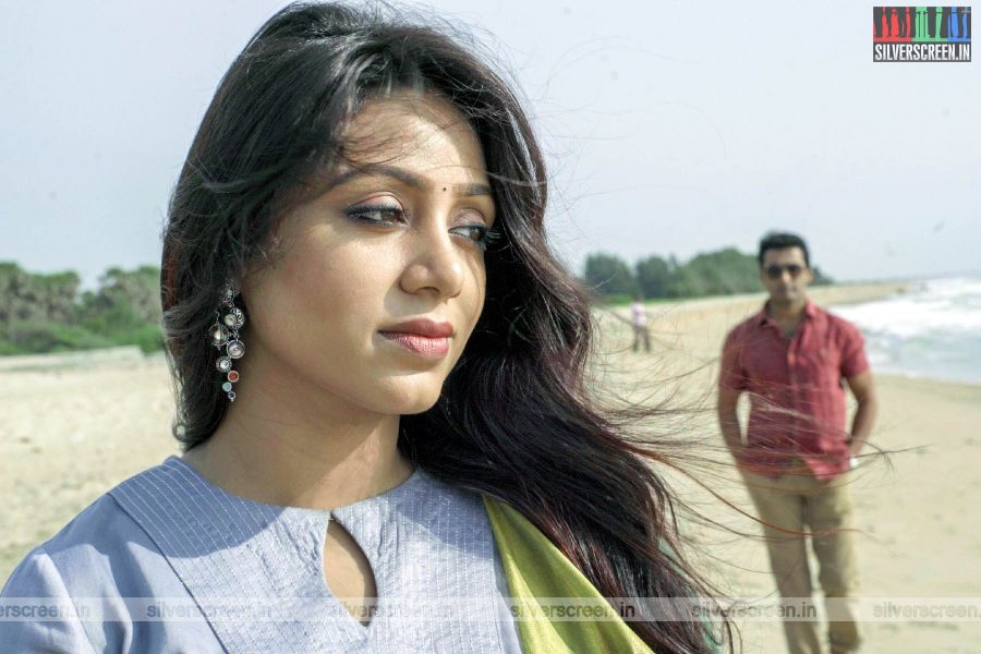 Zhagaram Movie Stills Starring Nandha, Eden Kuriakose