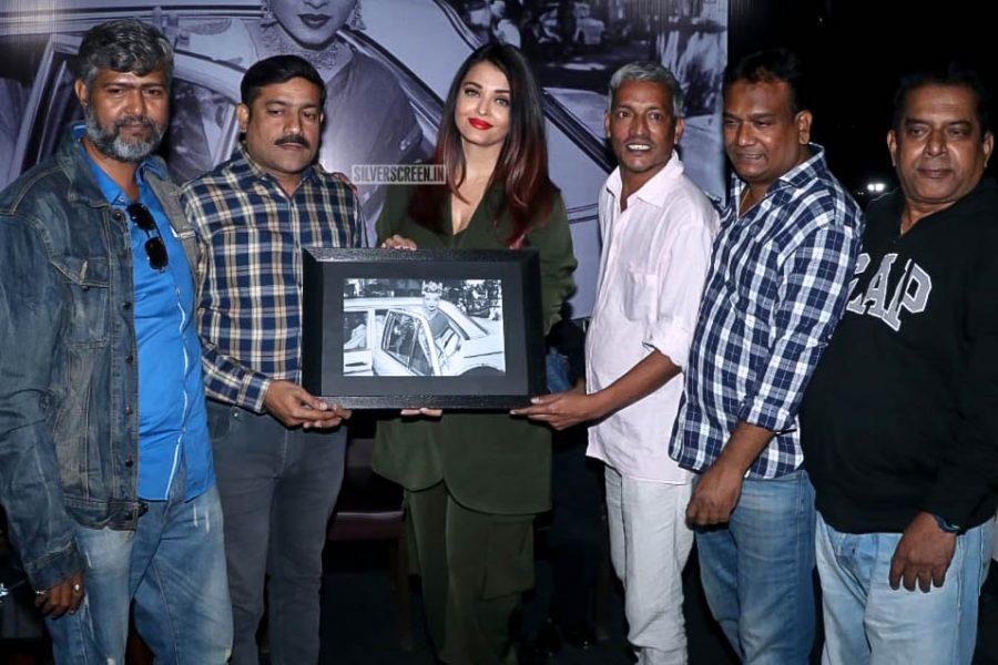 Aishwarya Rai At 'Mumbai Moment 2019' Calendar launch