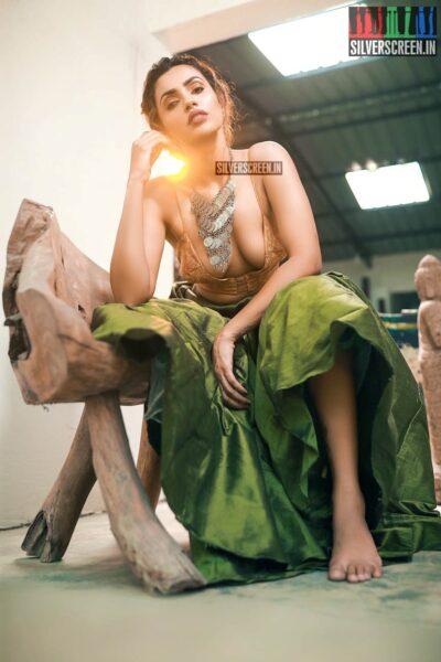 Akshara Gowda Photoshoot Stills