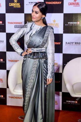 Amrita Arora Promotes 'Thackeray'