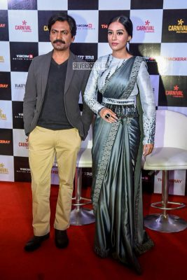 Amrita Arora, Nawazuddin Siddiqui Promote 'Thackeray'
