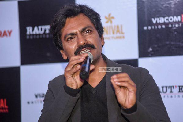 Nawazuddin Siddiqui Promotes 'Thackeray'