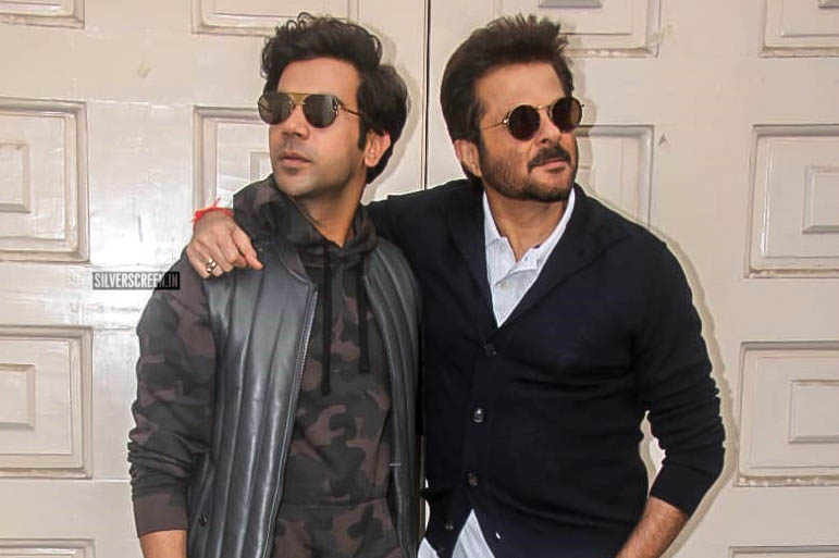Anil Kapoor, Rajkummar Rao At The 'Ek Ladki Ko Dekha Toh Aisa Laga' Press Meet