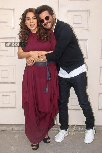 Anil Kapoor, Juhi Chawla At The 'Ek Ladki Ko Dekha Toh Aisa Laga' Press Meet