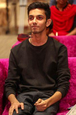 Anirudh Ravichander At The 'Petta' Audio Launch