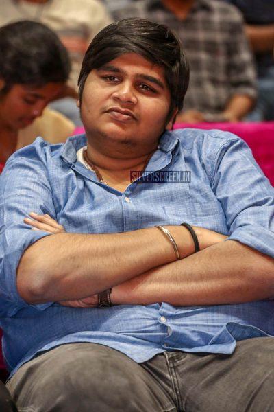 Karthik Subbaraj At The 'Petta' Audio Launch
