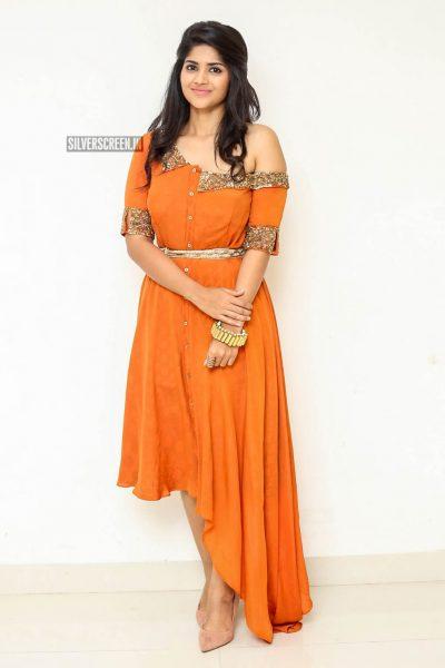 Megha Akash At The 'Petta' Audio Launch