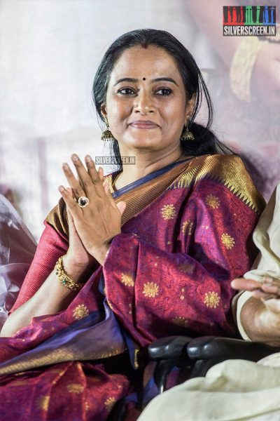 Anupama Kumar At The 'Thirumanam' Audio Launch