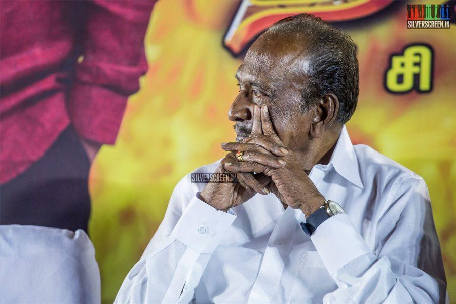 J Mahendran At The 'Thirumanam' Audio Launch