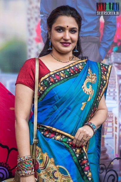 Sukanya At The 'Thirumanam' Audio Launch