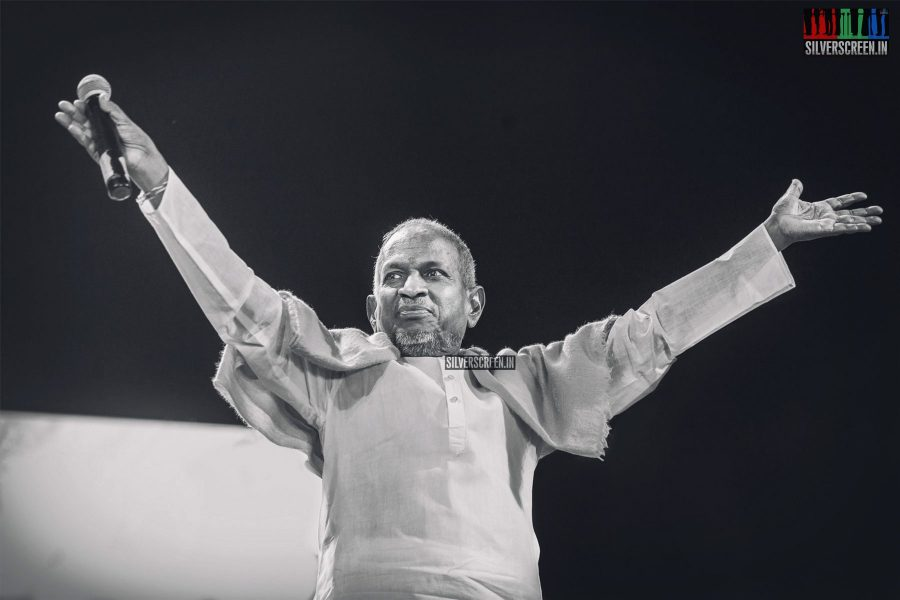 Ilaiyaraaja At The TFPC Press Meet Held Ahead Of The 'Ilayaraaja 75' Concert