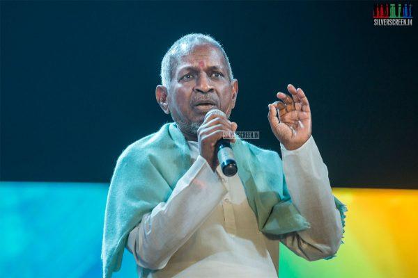 Ilaiyaraaja At The TFPC Press Meet Held Ahead Of The 'Ilayaraaja 75' Concert
