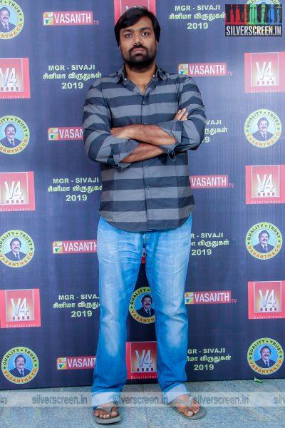 Balaji Tharaneetharan At An Award Event In Chennai