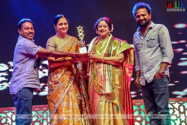 Devayani At An Award Event In Chennai
