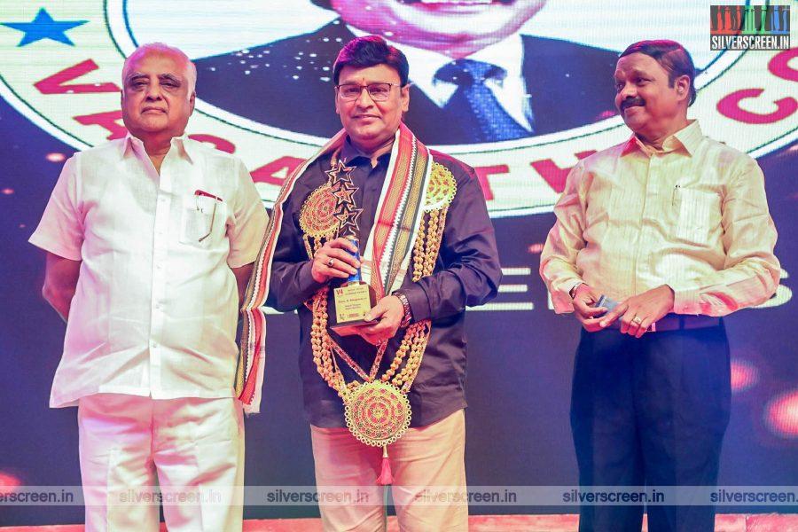 K Bhagyaraj At An Award Event In Chennai