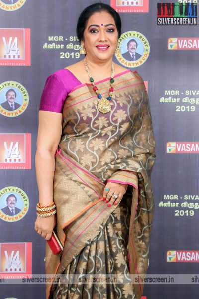 Celebrities At An Award Event In Chennai