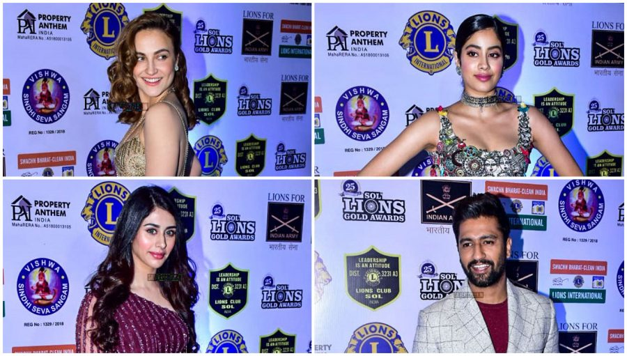 Celebrities At The 'Lions Gold Awards 2019'