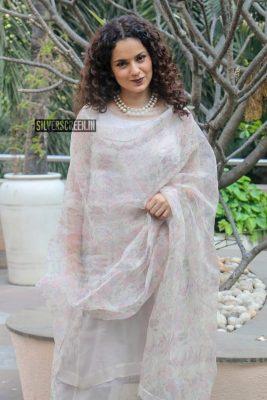 Kanagana Ranaut Promotes 'Manikarnika–The Queen of Jhansi'